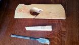Рубанок советский ИР-753 ГОСТ 14669-79 со знаком качества, фото №3