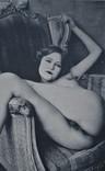Почтовая карточка Открытка Ретро Эротика, фото №2