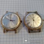 Часы Луч тонкие одним лотом (2 шт), фото №2