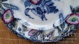 Тарілка декоративна 3/5, Ceres Davenport, Англія, Ф21,8 см, фото №6