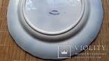 Тарілка декоративна 3/5, Ceres Davenport, Англія, Ф21,8 см, фото №10