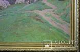 Худ.  Чичкан  Л. И.  120х80, фото №5