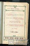 Чтец-декламатор. Художественный сборник стихотворений, монологов и рассказов 1905 г Киев, фото №5