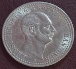 Талер, Ганновер 1839 A. Эрнст Август., фото №4