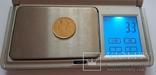 10 франков 1922 год, Швейцария, золото 3,225 грамм 900`, фото №7