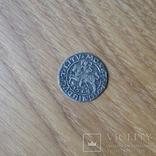 Полугрош Литва 1564 года ВКЛ Всадник, фото №5