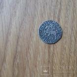 Полугрош Литва 1564 года ВКЛ Всадник, фото №7