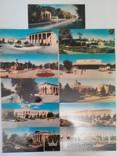 227 Набор открыток Ашхабад 1968г 11шт, фото №2