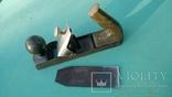 Рубанок советский металлический, фото №6