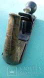 Рубанок советский металлический, фото №11