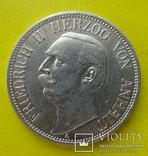 3 марки. Анхальт. 1911 год., фото №3