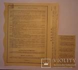 Полтавский земельный Банк, Закладной лист, 100 руб. 1910 год., фото №3