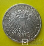 3 марки. Любек. 1913 год., фото №3