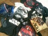 Star Wars (6 шт.) - свиншоты  (9-10 лет) + шлепки, подушка., фото №3