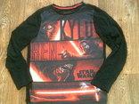 Star Wars (6 шт.) - свиншоты  (9-10 лет) + шлепки, подушка., фото №4