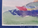 """Кульчицька Олена """"Фантазія"""",  папір, акварель, 17,9х23,7 см, фото №9"""