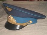Парадная фуражка офицера ВВС СССР, фото №3