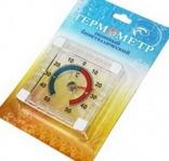 Термометр уличный на липучке, фото №2