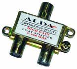 Разветвитель антенный Splitter 2-TV Alda, фото №2