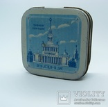 Коробка Банка Зубной Порошок ВДНХ, фото №8