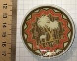 Сувенирный коллекционный магнит на холодильник Египет / сувенір магніт Єгипет, фото №2