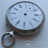 ETERNA Швейцарские карманные часы, фото №2