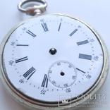 ETERNA Швейцарские карманные часы, фото №6