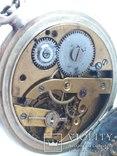 ETERNA Швейцарские карманные часы, фото №11