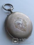 Швейцарские Старенькие Карманные часы, фото №2