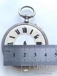 Швейцарские Старенькие Карманные часы, фото №6