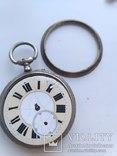 Швейцарские Старенькие Карманные часы, фото №8