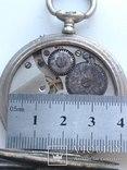 Швейцарские Старенькие Карманные часы, фото №10