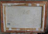 Картина маслом ''Магнолии'' 40х60см. Копия., фото №4