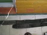 Каска пожарника ссср и 2 пояса и 2 наконечника на рукава, фото №10