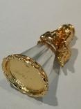 Изделия из хрусталя и металла с кристаллами, фото №7