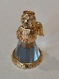 Изделия из хрусталя и металла с кристаллами, фото №9