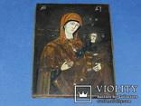 Смоленская присвятая богородица 28 на 21 товщ 1.9, фото №2