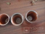 Набор сервиз графин и рюмки, фото №12
