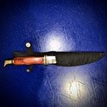 Нож финка ИТК ручная работа (зона), фото №3