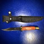 Нож финка ИТК ручная работа (зона), фото №4