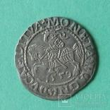 Полугрош Литва 1559 ВКЛ Всадник, фото №2