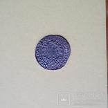 Полугрош Литва 1559 ВКЛ Всадник, фото №3