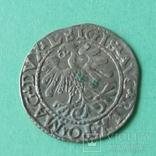 Полугрош Литва 1559 ВКЛ Всадник, фото №8