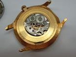 Часы Чайка позолота СССР Ау-10, фото №11