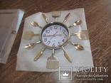 Часы Настенные Кухонные, фото №3