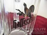 Коллекционные пивные бокалы Hasseroder Германия, фото №2