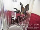 Коллекционные пивные бокалы Hasseroder Германия, фото №6