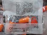Беруши,защита от шума 100 шт, фото №4