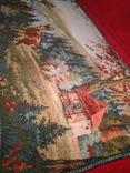 Старинный гобелен времен СССР «Молодой олень», ГДР 60-е, фото №8
