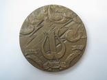Настольная медаль «Карл Мария Вебер», фото №9